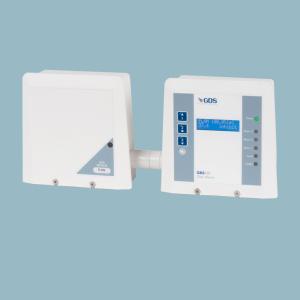 GDS101 with aspirated gas sensor