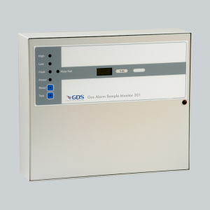 GDS301 gas detection control panel