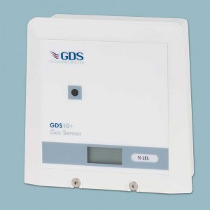 GDS 10+ Gas sensor with gas level readout