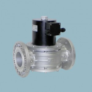 Madas automatic gas slam shut valve