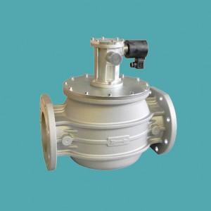 Madas manual gas slam shut valve