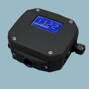 Atex 2 sensor with LCD display