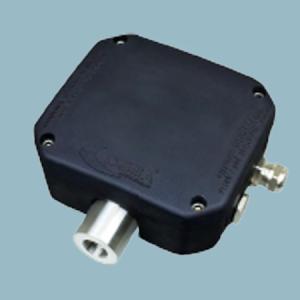 Flammable and toxic gas sensor